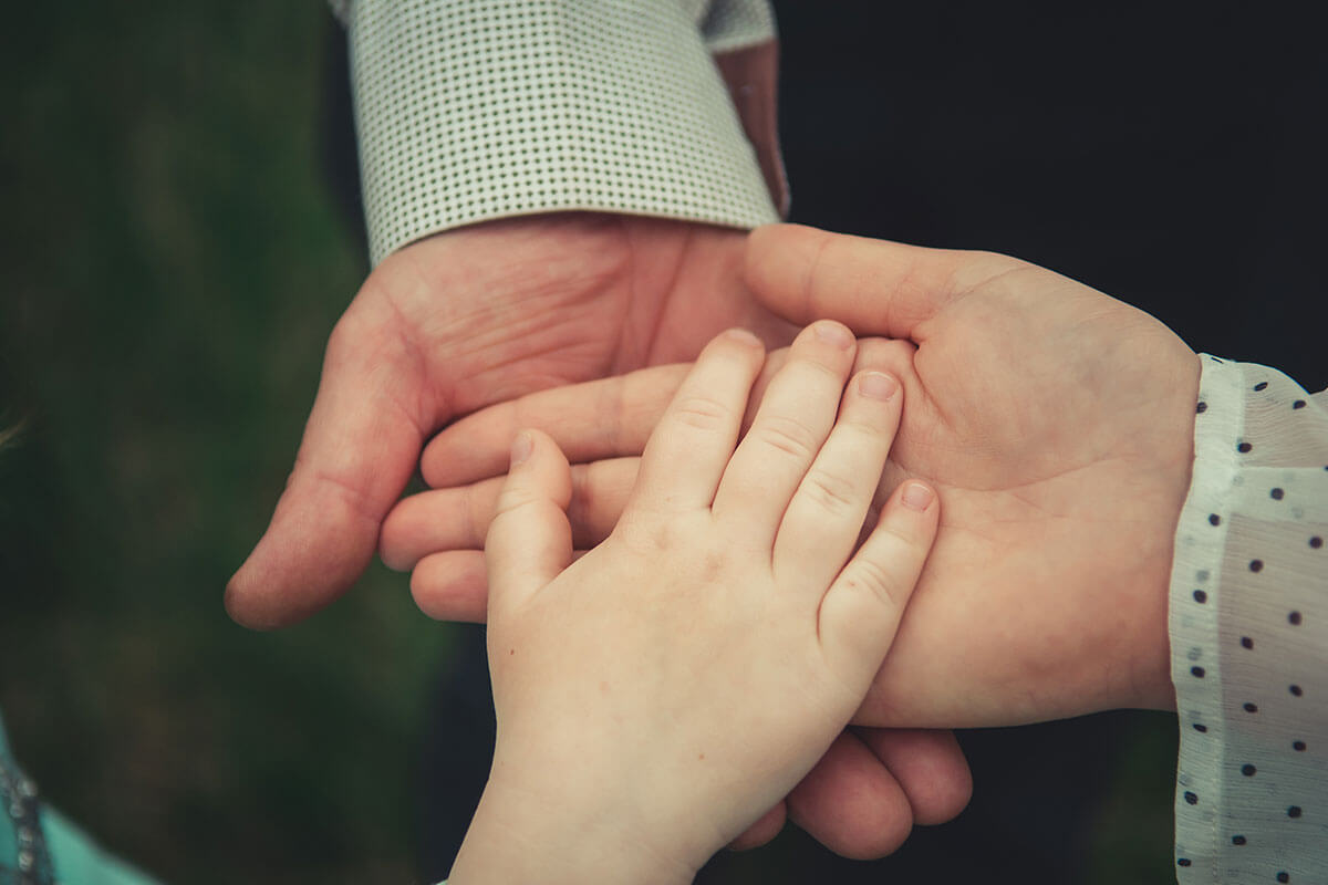 家族の同意を得るために