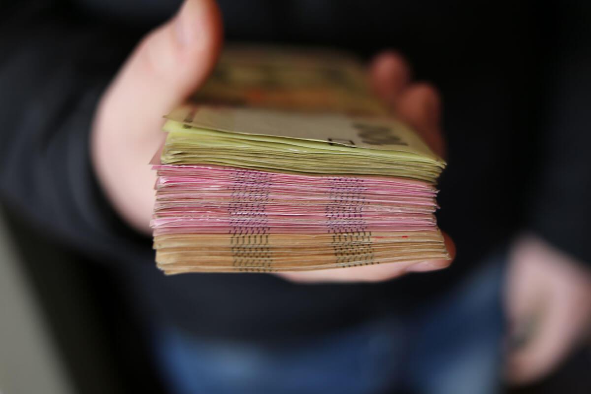 離婚で妻が夫に請求できる・もらえるお金4種類