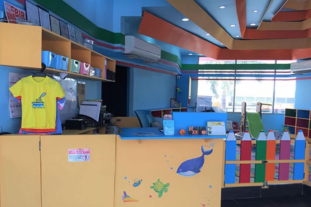 セブ島親子留学の子供の預け先には「Voyage Childhouse」日本人経営の託児所